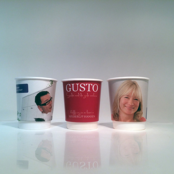 Printed Paper Cups European Quality Printed Coffee Cups
