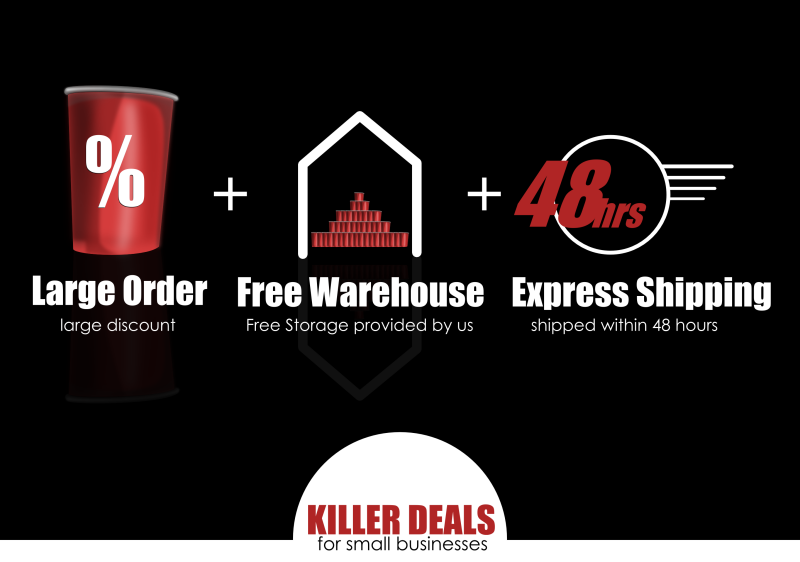 Killer Printed Paper Cup Deals for Small Businesses