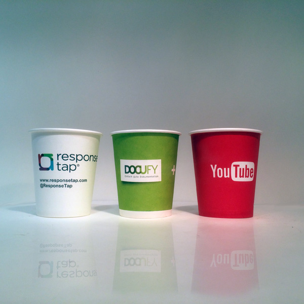 Printed Paper Cups: European Quality Printed Coffee Cups